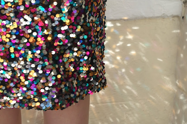 Summer Sequins by What Laura did Next