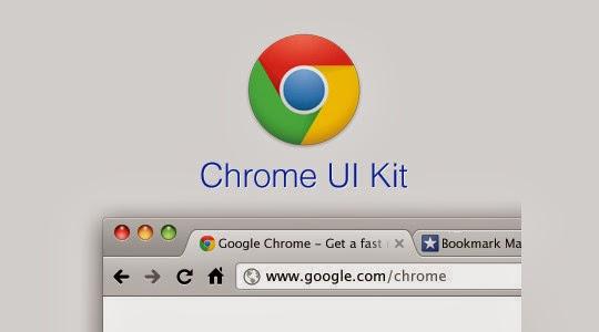 Chrome UI Kit