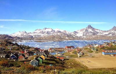 Tasiilaq – Greenland