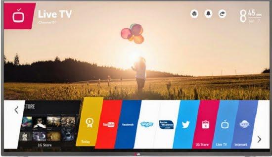 Tivi LG mất nguồn, tivi lg đang xem thì vụt tắt