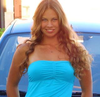 Valeria Savinykh Hot