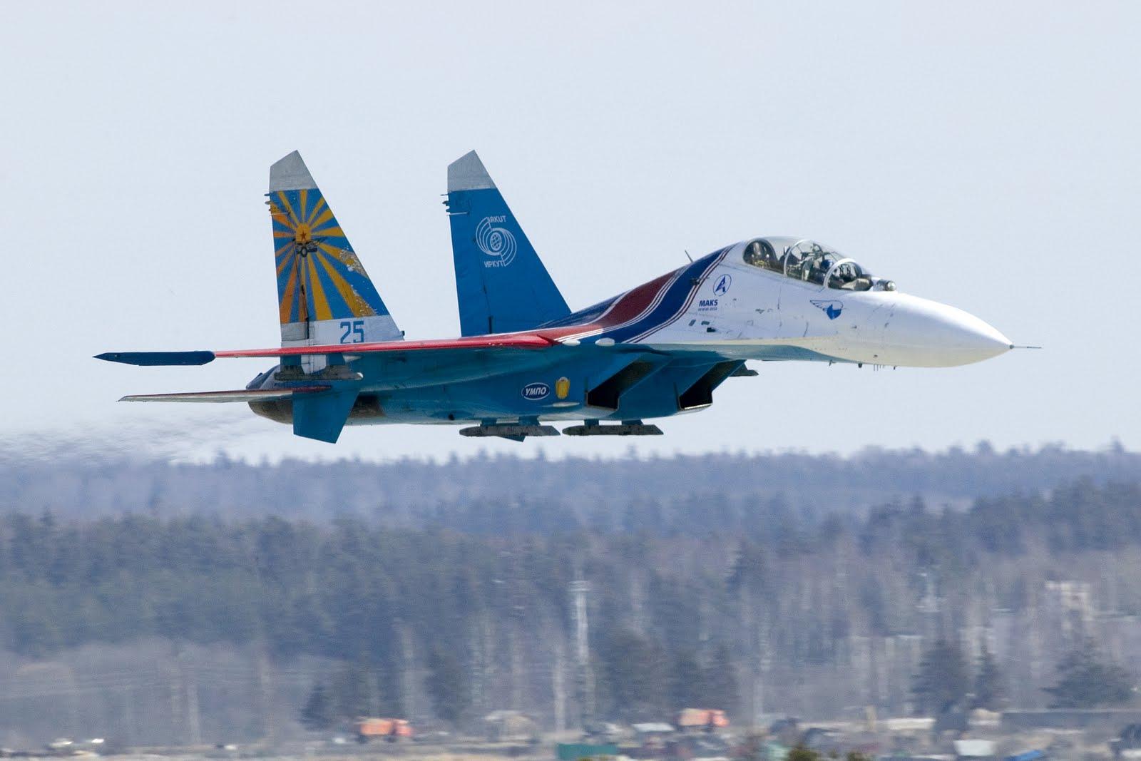 Global War Birds: Sukhoi Su-27