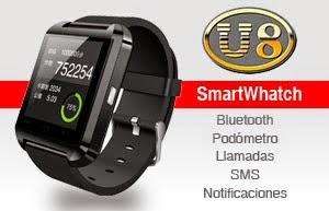 Smartwatch más Barato