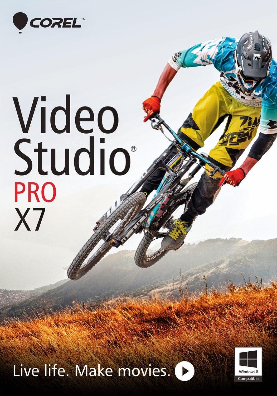 تحميل برنامج Corel VideoStudio Pro X7 17.1.0.37