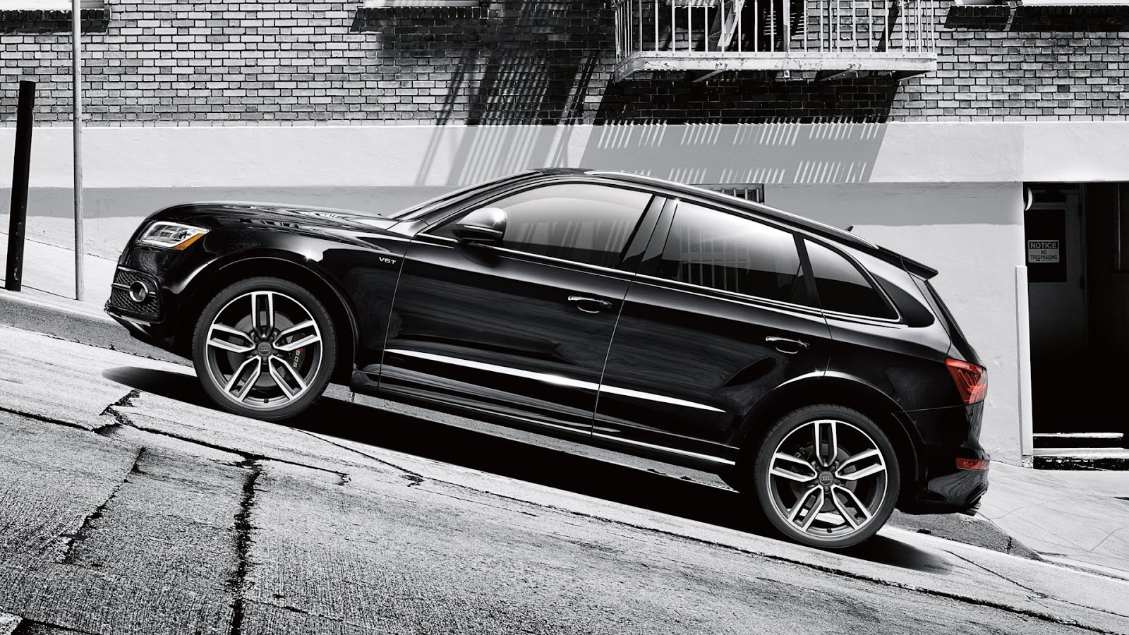 it's official: the audi sq5 is fun to drive - the unofficial audi