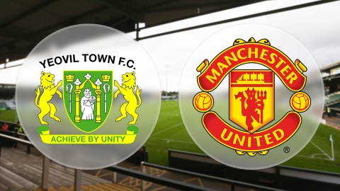 Preview: Yeovil Town vs Manchester United
