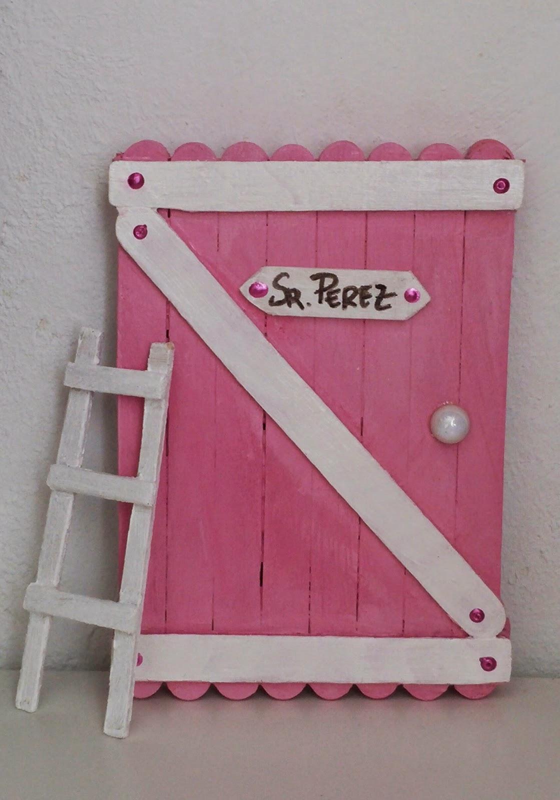 Las puertas del ratoncito p rez de la lola dreams la for Puerta raton perez