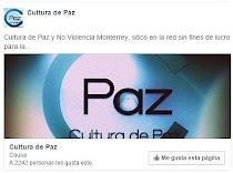 Cultura de Paz Facebook