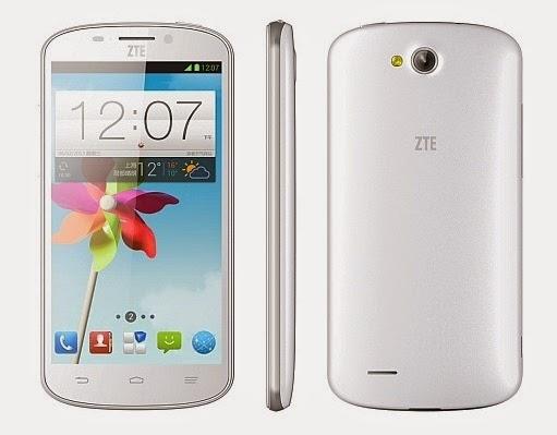 ZTE N919D - Smartphone 1 Jutaan