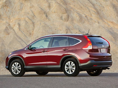 2012 Honda CRV Normal Resolution HD Wallpaper 3