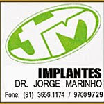 DR. JORGE MARINHO IMPLANTES