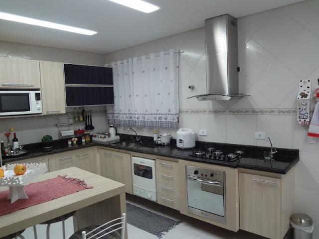 Minha Kasinha Cozinha  Antes, Durante e Depois  Editado # Cozinha Pequena Com Duas Cubas