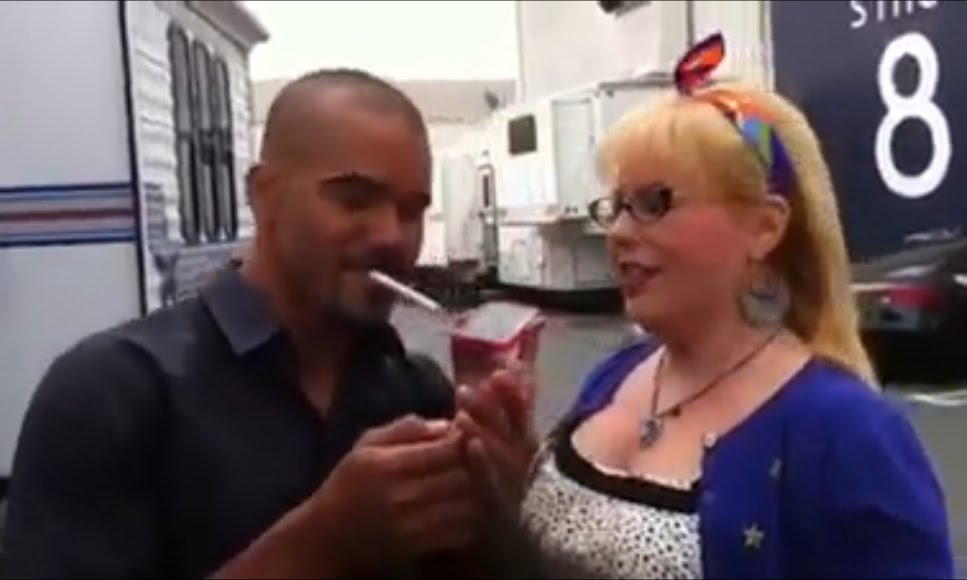 Attention SHEMAR MOORE and Kirsten Vangsness fans!