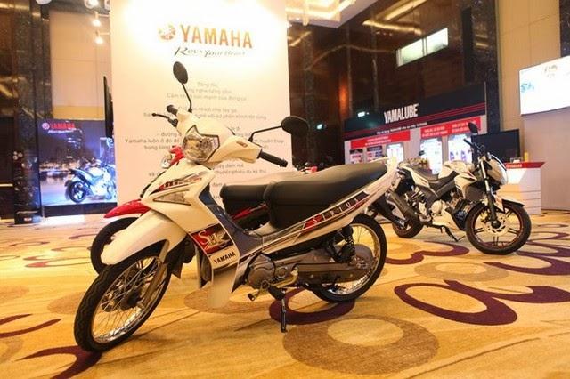 Sirius - mẫu xe doanh số chủ lực của Yamaha