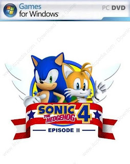 Download Game Sonic the Hedgehog 4 Episode 2-RELOADED