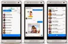 Facebook Messenger ahora permite crear grupos de chat en su versión para Android y iOS