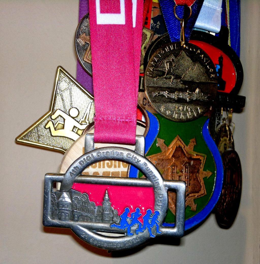Oradea City Running Day 2014. Start