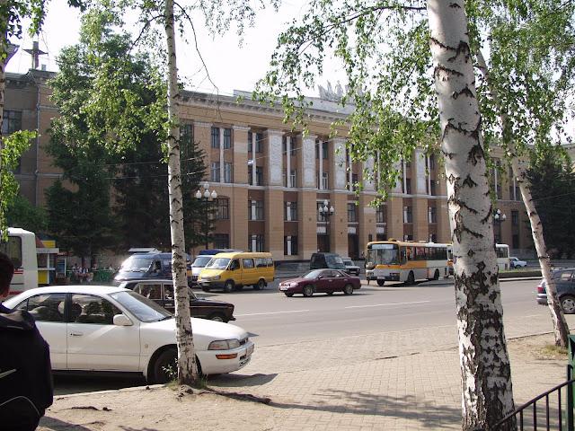 Томск, корпус №10 политеха