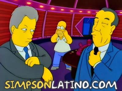Los Simpson 8x01
