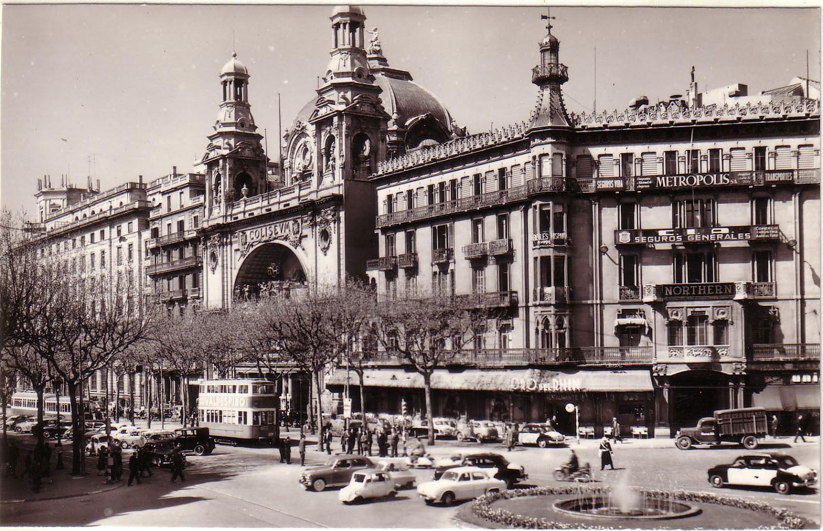 Cines Barcelona Cine Coliseum