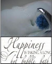 MILEPOST 148 - HAPPINESS IS A LONG, HOT BUBBLEBATH??