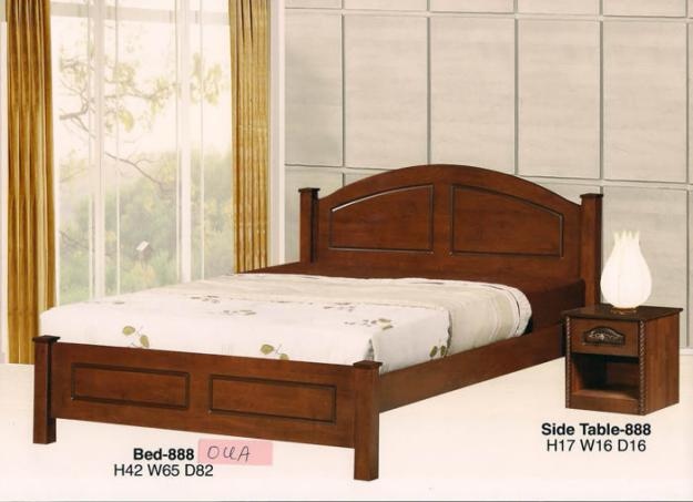 Wood Bed Furniture