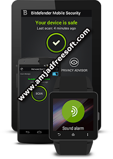 Bitdefender Mobile Security with Serial Keys Free Download [New]