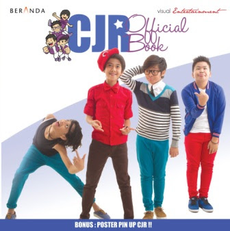 CJR Official Book