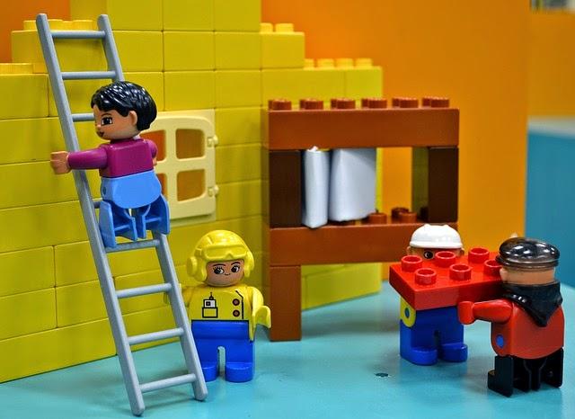 Representación de un proceso de construcción