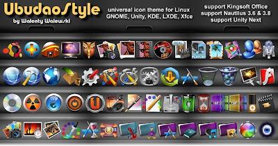 ubudao style icons