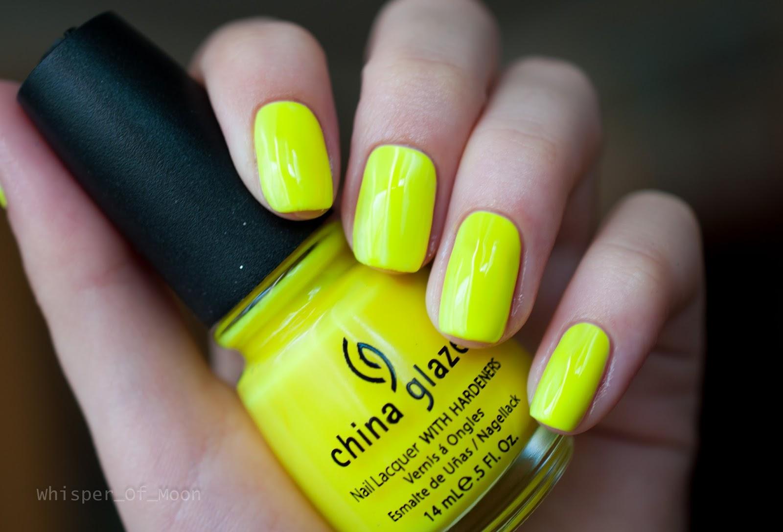 Yellow polka dot curtains