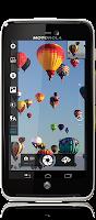 Motorola Atrix HD Front