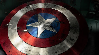 #8 Captain America Wallpaper