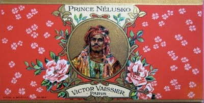 Prince Nelusko (variante)