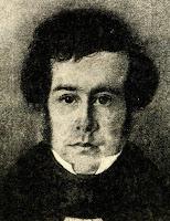 Esteban Echeverría (por C. E. Pellegrini, 1831)
