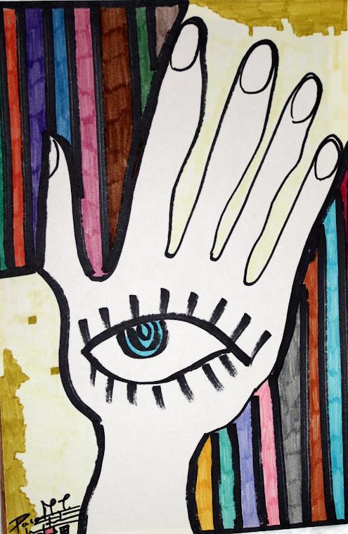 Ojo en la mano 15-9-91