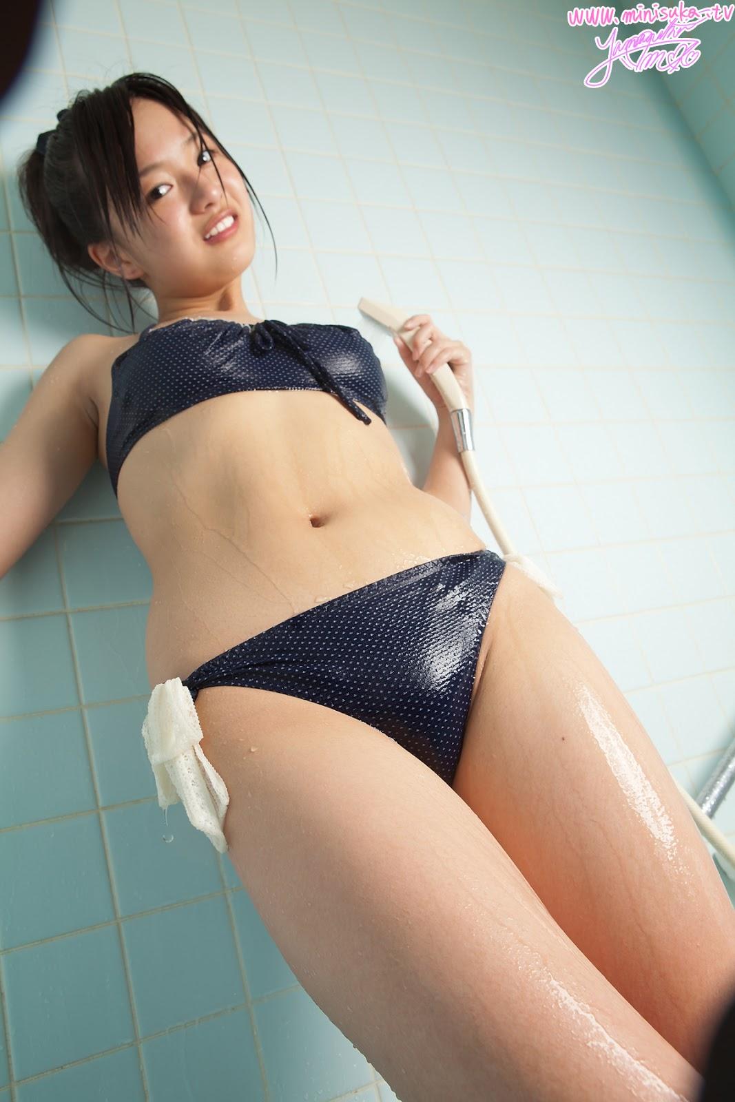 in japanese idol Bikini