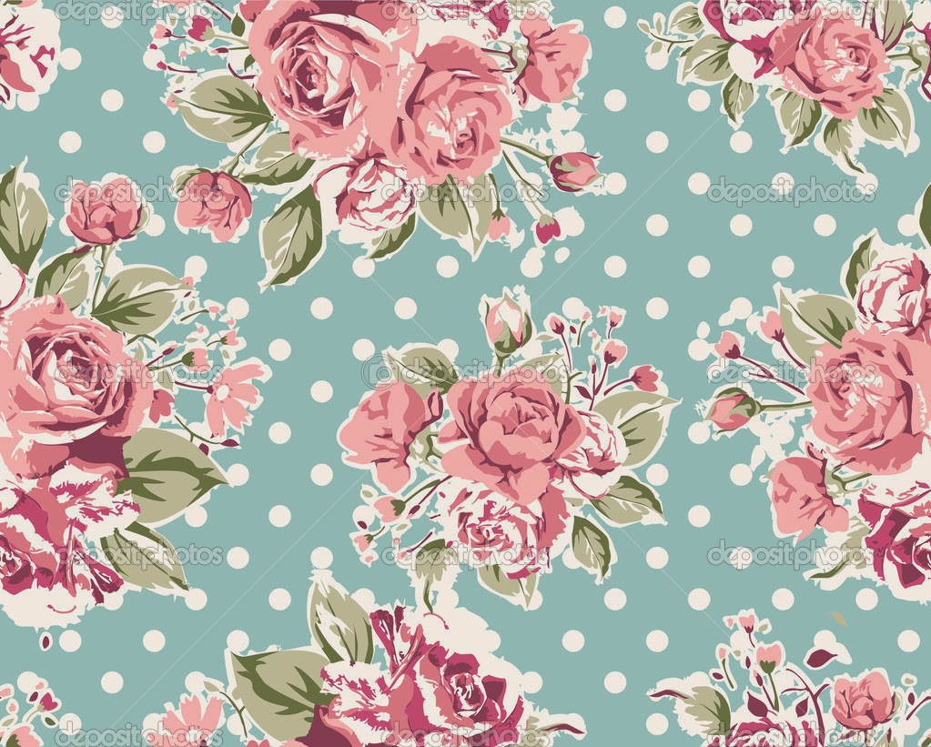 Vintage flower wallpaper - beautiful desktop wallpapers 2014