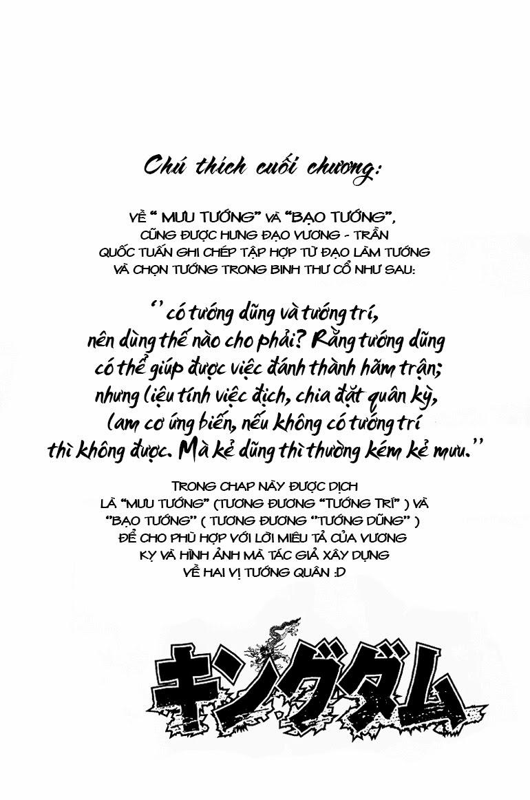 Kingdom - Vương Giả Thiên Hạ Chapter 67 page 19 - IZTruyenTranh.com
