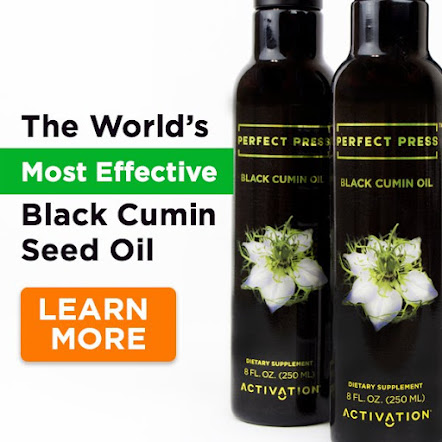 MY NUMBER 1 CHOICE FOR BLACK SEED OIL