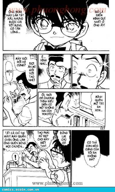 Detective Conan - Thám Tử Lừng Danh Conan chap 529 page 15 - IZTruyenTranh.com