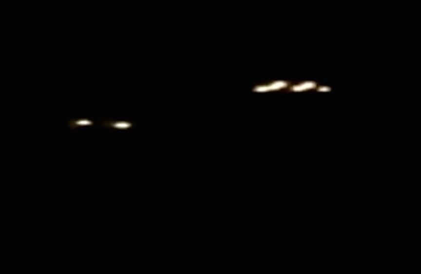 UFO SIGHTINGS DAILY: Two Massive UFOs Seen Over Pampanga ...