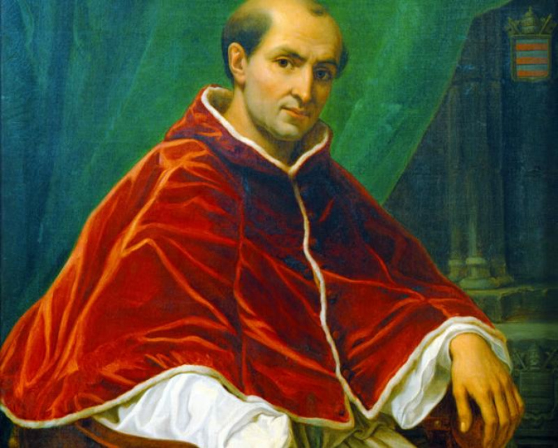 "Catholics believed coffee to be the ""bitter invention of Satan."" They urged Pope Clement VII to ban the brew in 1600. After having a cup, it is said he declared, ""this devil's drink is so delicious...we should cheat the devil by baptizing it!"""