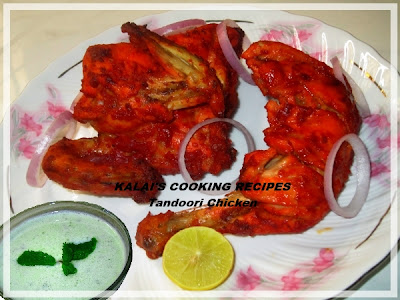 Soft Tandoori Chicken | Murg Tandoori | Microwave Cooking
