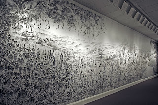 Incredible Finger Paintings