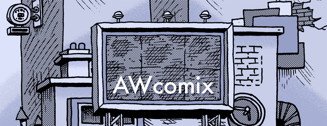 A.W Comix