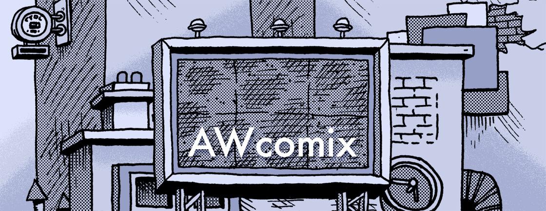 A.W Comix