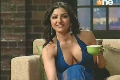 Soha Ali Khan Hot Nude