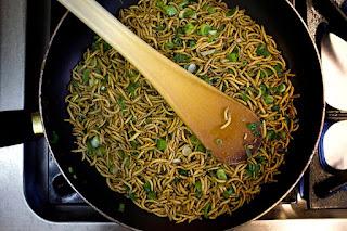 Worm stew