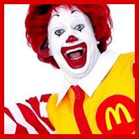 História do Ronald McDonald: o famoso palhaço da famosa rede de fast-food McDonalds